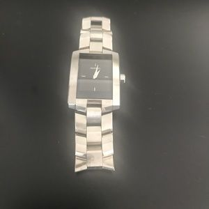 Women's Movado stainless steel watch